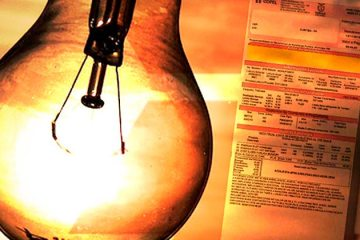 Reajuste da conta de luz será menor em 2019