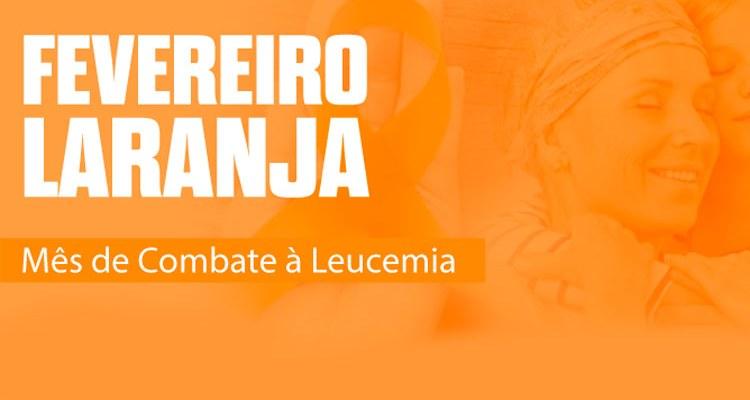 Fevereiro é o mês de combate à Leucemia