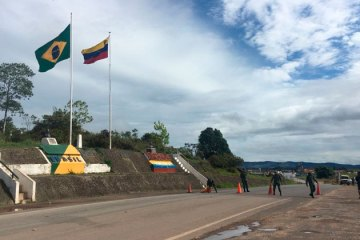 Governo mantém plano de ajuda para Venezuela apesar da fronteira fechada