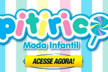 Loja Pitirico - Moda infanto juvenil