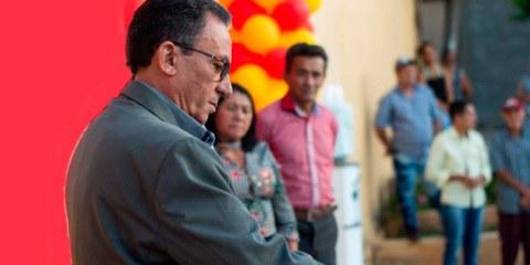 Prefeito Djalma Alves admite existência de fogo amigo dentro do bloco governista