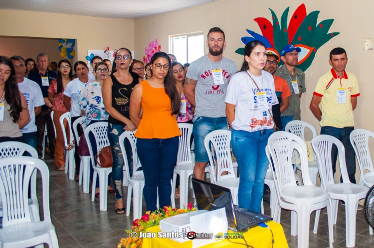 VII conferência Municipal de Saúde em Solidão – Foto: S1 Notícias/ João Santos