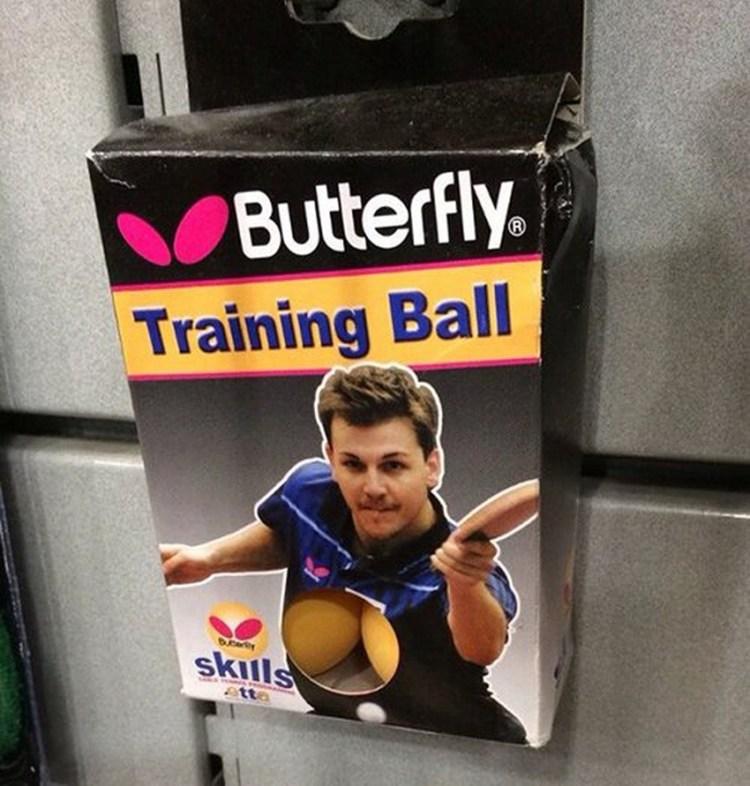 1 - Alguns produtos ganharam embalagens que são definitivamente piadas prontas