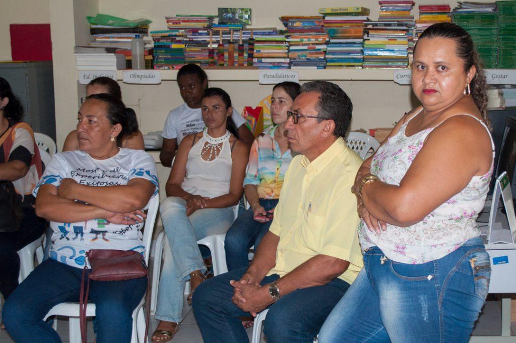 Reunião do Projeto Professor Amigo do Trânsito – Foto: João Santos/ S1 Notícias