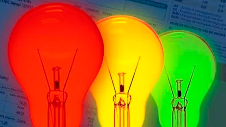 Bandeira tarifária aplicada na conta de luz ficará mais cara