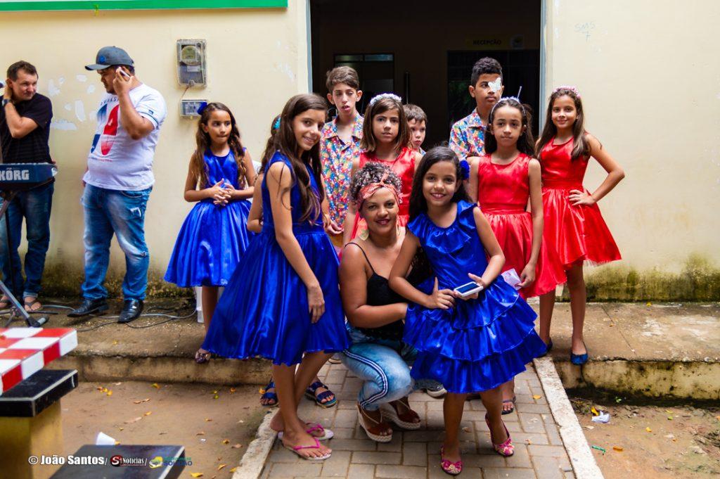 Homenagem para as mamães de Solidão – João Santos/ S1 Notícias/ Divulgação