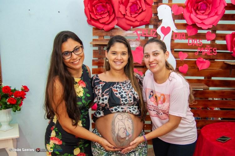 Secretaria de Saúde de Solidão realizou mais um encontro do Grupo de Gestantes – Fotos: João Santos/ S1 Notícias/ Divulgação