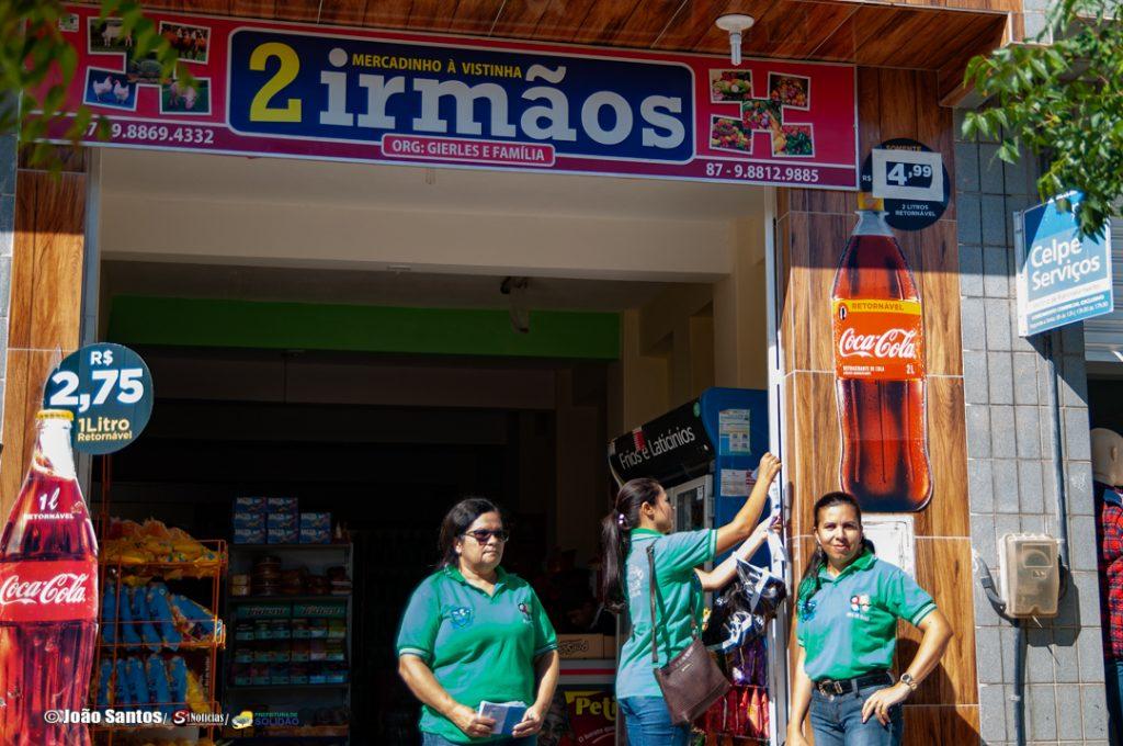 Dia Nacional de Combate ao Trabalho Infantil em Solidão – Foto: João Santos/S1 Notícias