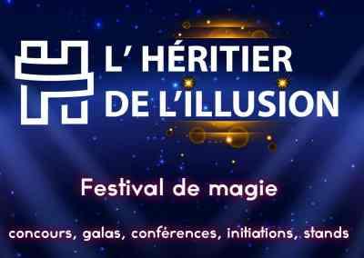 Héritier de l'Illusion – Festival & championnat de magie