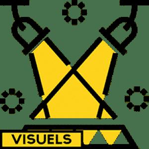 production numéros visuels