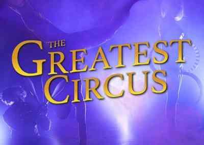 Greatest Circus – Cabaret moderne