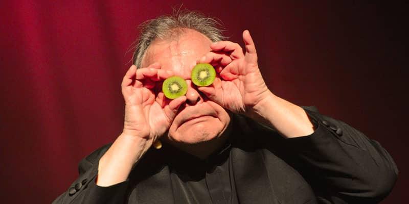 Gaetan Bloom - la magie de noel spectacle salade