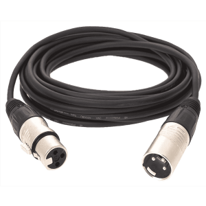 kit cable DMX 3 points