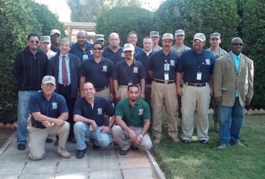 Emergency Management NIMS Course Riyadh 2011