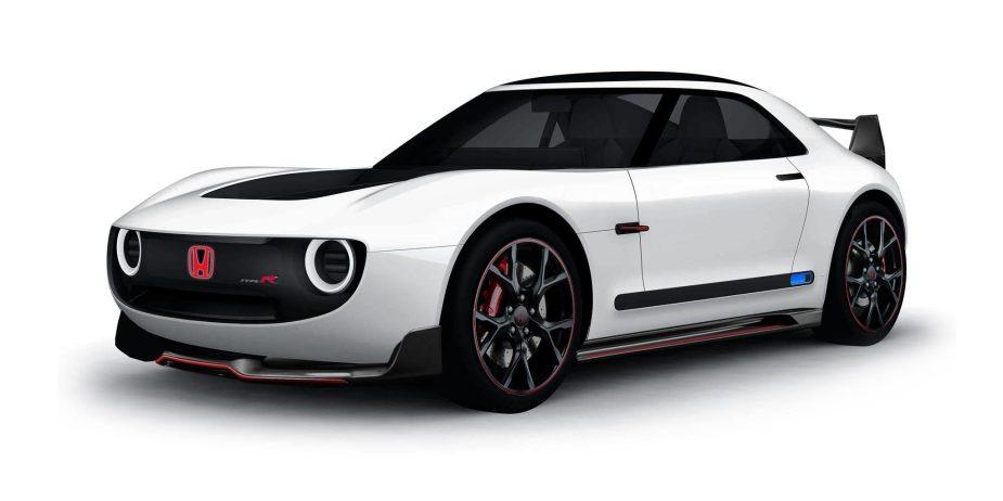 S2KI.com Honda S2000 Sports Ev Type R Concept
