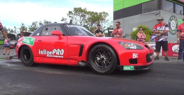 S2KI.com Honda S2000 Drag Race