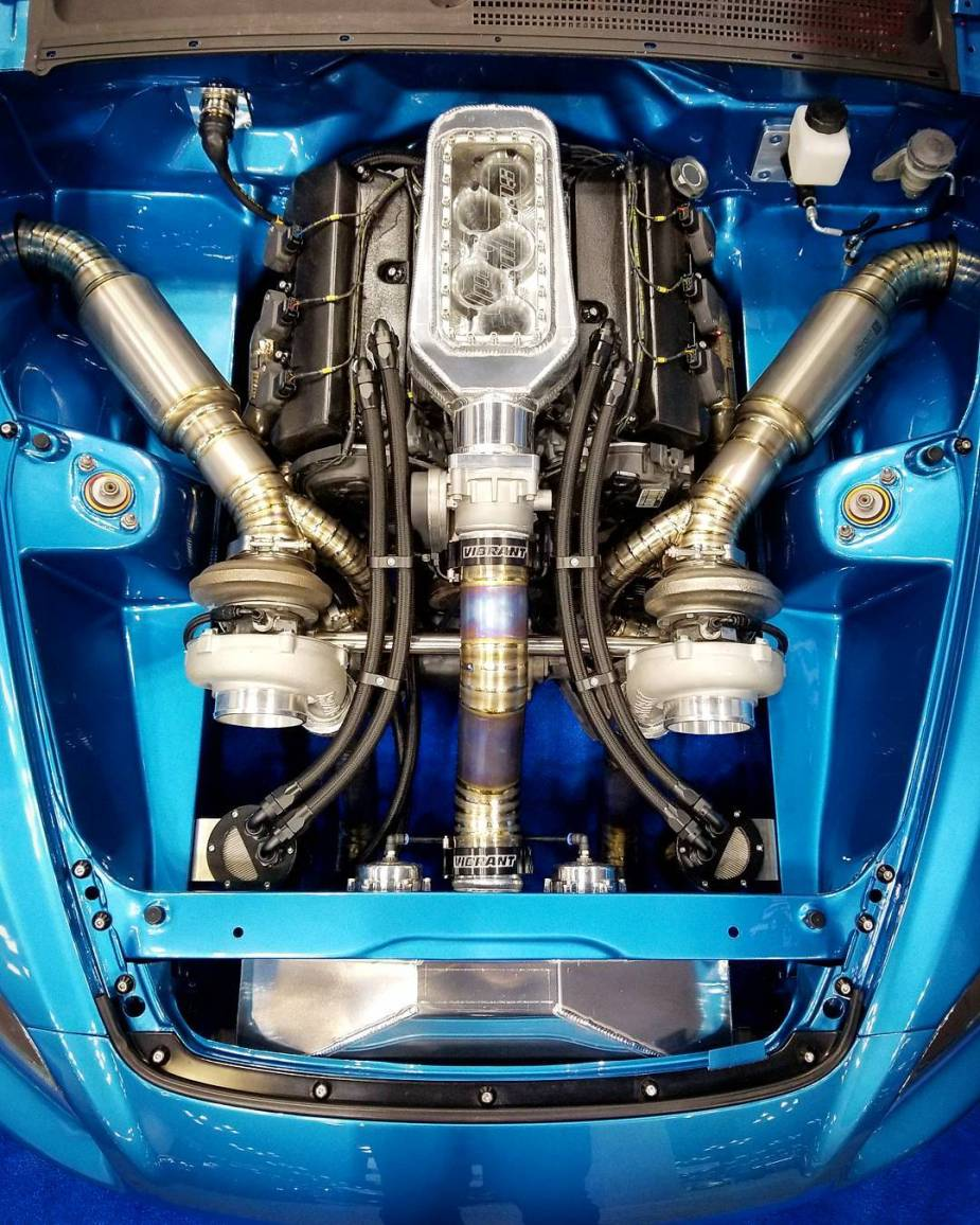 twin turbo j seres s2000