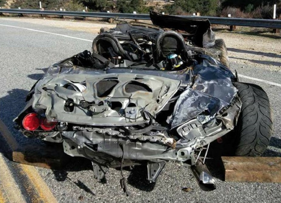 S2000 Enthusiast Passes Away After Canyon Crash - S2KI Honda S2000