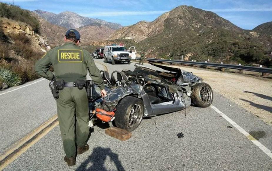 S2KI.com Honda S2000 Fatal Accident Canyon Roads