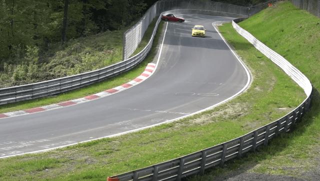 Honda S2000 crash