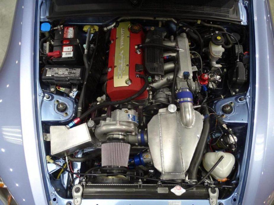 Supercharged 2006 Honda S2000