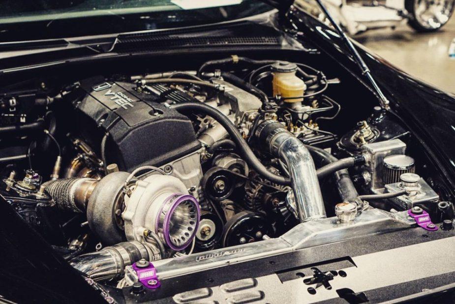 2003 Honda S2000 Turbo