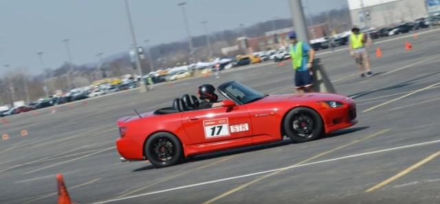S2000 SCCA Autocross S2KI.com