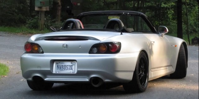 Honda S2000 SCCA Autocross STR For Sale S2KI.com