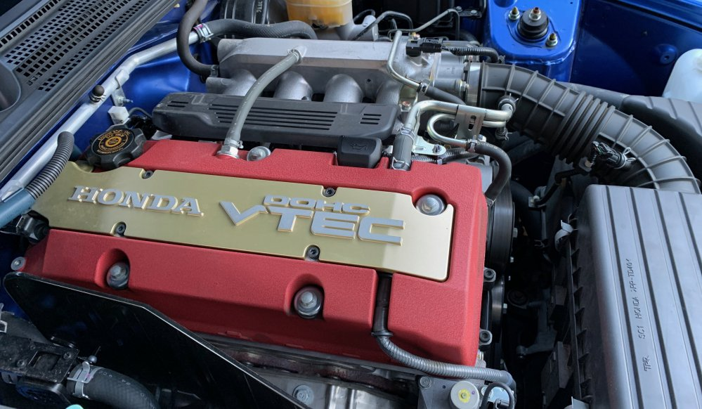 2007 Honda S2000 Engine