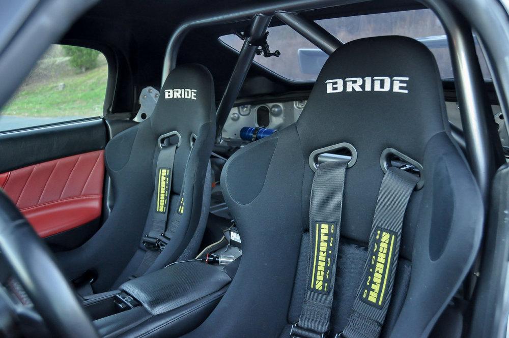 S2000 Bride Seats