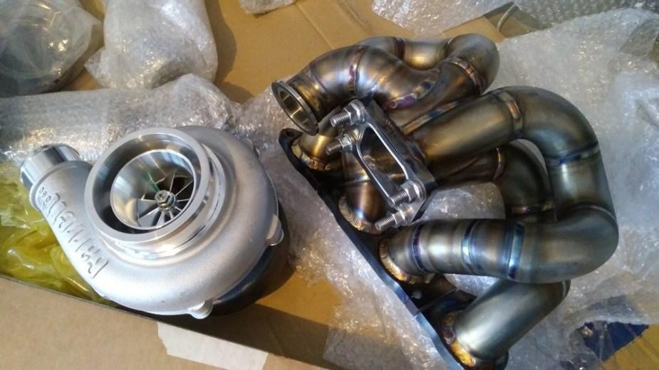 Full Race S2000 Turbo Kit for Sale
