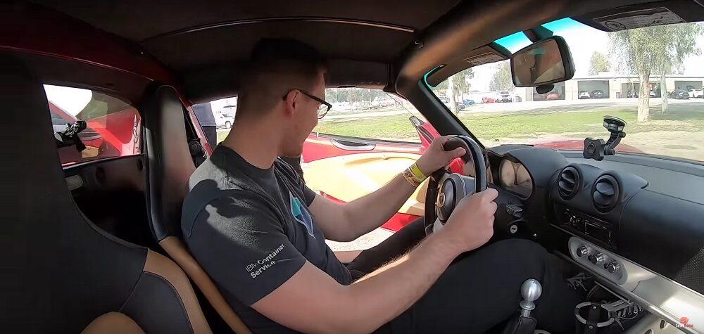 Honda S2000 vs. Lotus Elise Zent Rose S2KI.com