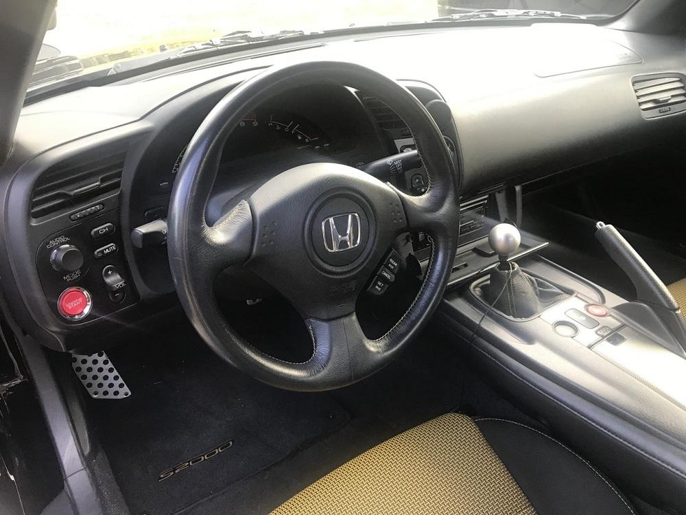 Berlina Black Honda S2000 Club Racer CR for Sale S2KI