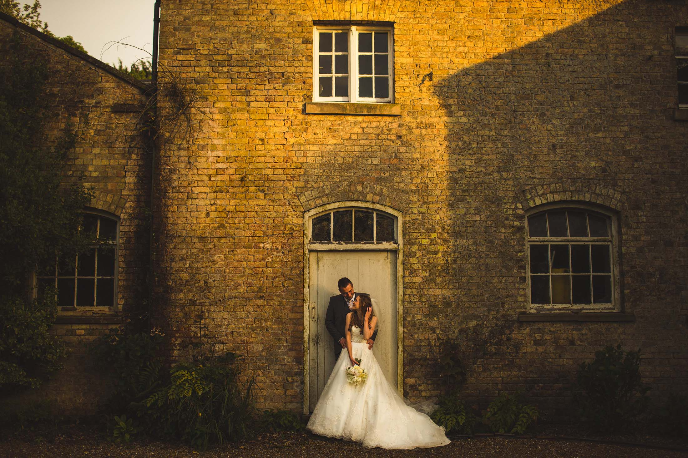 wedding at Saltmarshe hall