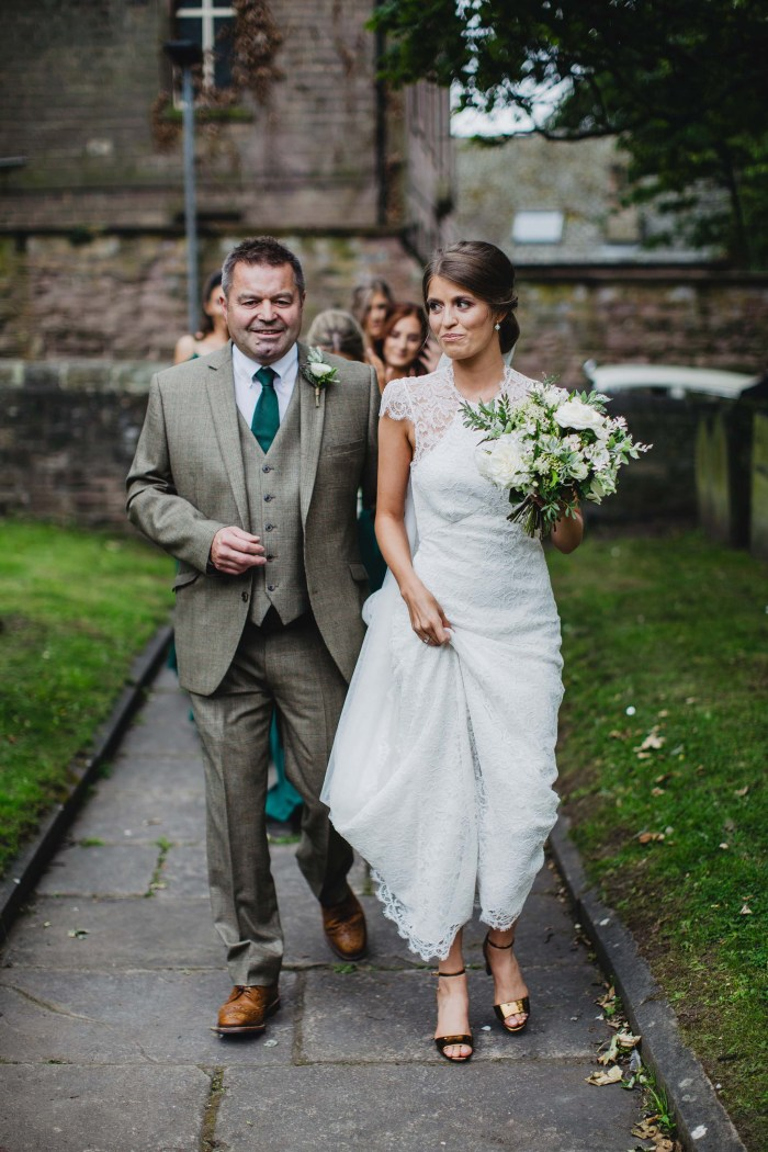 Harthill church wedding
