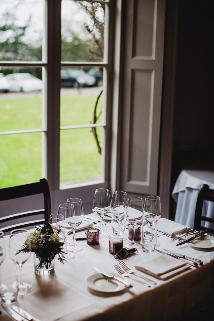intimate wedding details
