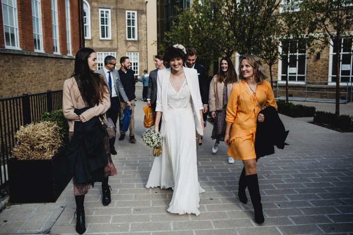 London Brixton wedding