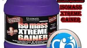 ايزو ماس اكستريم Iso Mass Xtreme Gainer