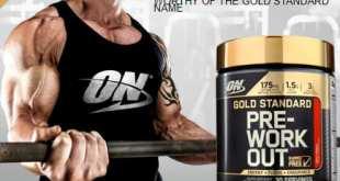 جولد ستاندارد بري ورك أوت Gold Standard Pre-Workout