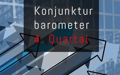 Konjunkturbarometer 4. Quartal 2020