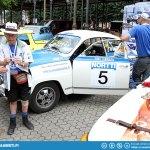Simo Lampinen's Finnish Championship car of 1975. Original restored car - Not a reproduction.