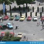 Saab 96 parking.