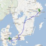 Stockholm to Odense