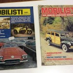 Mobilisti 5/1983 ja 6/1989. 3 € kpl / tarjous.