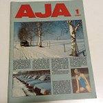 AJA 1 1980. 4 €.