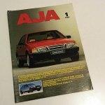 AJA 1 1985. 4 €.