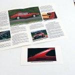 900 i 16 1989. A4 4s. + koeajokutsu 1990. 4 €.
