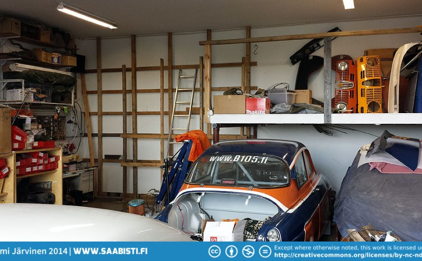 Garage improvement – part 2