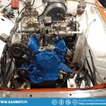 If the car rolls the carburetors and intake are easily damaged.