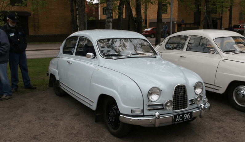 Saab 96 Sport for Sale – SOLD